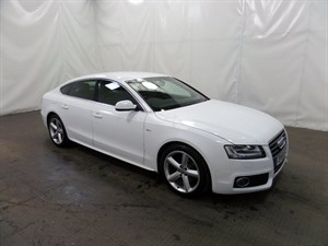 used Audi A5 TDI S Line Sportback 5dr *RESERVED* in leicester
