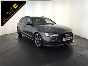 used Audi A6 Avant TDI Black Edition Multitronic 5dr in leicester