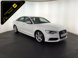 used Audi A6 Saloon TDI S Line 4dr in leicester