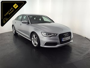 used Audi A6 Saloon TDI S Line Multitronic 4dr in leicester
