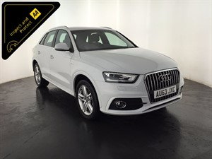used Audi Q3 TDI S Line 5dr in leicester