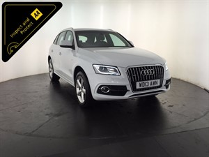 used Audi Q5 TDI S Line Tronic Quattro 5dr (start/stop) in leicester