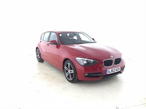used BMW 118d 1 Series Sport 5dr in leicester