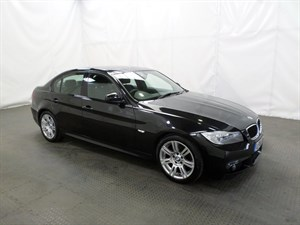 used BMW 318d 3 SERIES M Sport 4dr 1 OWNER FULL BMW HISTORY in leicester