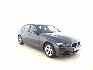 used BMW 320d 3 Series EfficientDynamics 4dr (start/stop) in leicester