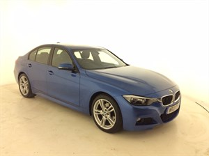 used BMW 320d 3 SERIES M Sport 4dr (start/stop) in leicester