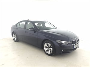 used BMW 320d 3 SERIES EfficientDynamics BluePerformance 4dr in leicester