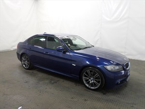 used BMW 320d 3 SERIES [184] Sport Plus Edition 4dr Step Auto in leicester