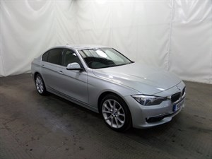 used BMW 320d 3 SERIES Luxury 4dr (start/stop) in leicester