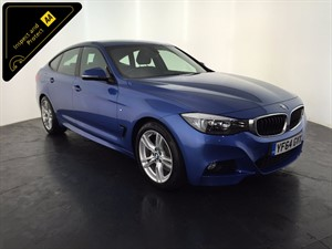 used BMW 330d 3 Series Gran Turismo M Sport GT Auto 5dr (start/stop) in leicester