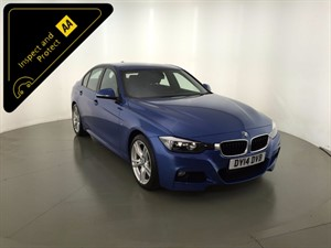 used BMW 330d 3 Series M Sport Auto 4dr (start/stop) in leicester