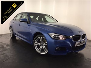 used BMW 330d 3 Series M Sport Auto xDrive 4dr (start/stop) in leicester