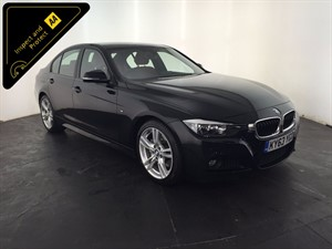 used BMW 335i 3 Series ActiveHybrid M Sport 4dr (start/stop) in leicester