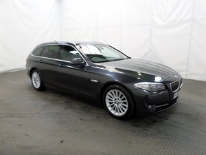 used BMW 520d 5 SERIES SE 5dr Full BMW Service History. in leicester