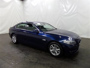 used BMW 520d 5 SERIES TD EfficientDynamics 4dr in leicester