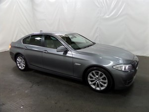 used BMW 520d 5 SERIES SE 4dr Step Auto [Start Stop] in leicester