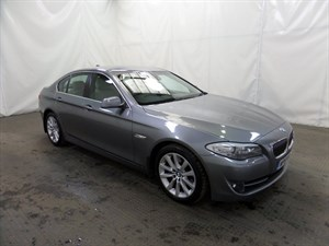 used BMW 520d 5 SERIES SE 4dr *RESERVED* in leicester