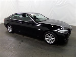used BMW 520d 5 SERIES TD SE 4dr FULL HISTORY 1 OWNER in leicester