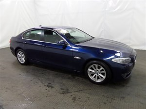 used BMW 520d 5 SERIES TD SE 4dr FULL SERVICE HISTORY 1 OWNER in leicester