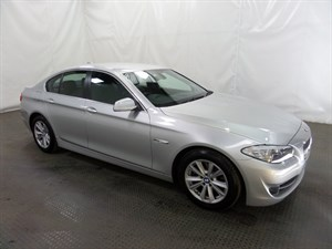 used BMW 520d 5 SERIES SE 4dr FULL BMW HISTORY 1 OWNER in leicester
