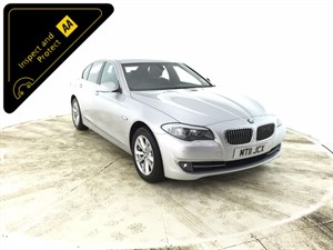 used BMW 520d 5 Series SE 4dr in leicester