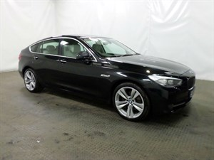 used BMW 530d 5 SERIES TD SE GT 5dr FULL BMW SERVICE HISTORY in leicester