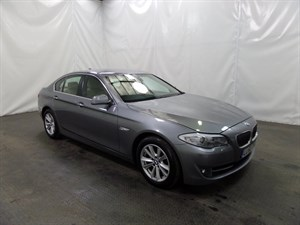 used BMW 530d 5 SERIES TD SE 4dr BMW HISTORY 1 OWNER in leicester