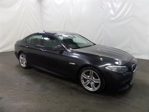 used BMW 535d 5 SERIES TD M Sport 4dr BMW SERVICE HISTORY 1 OWNER in leicester
