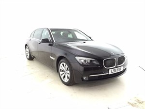 used BMW 730Ld 7 Series SE 4dr in leicester