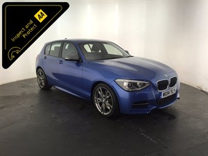 used BMW M135i 1 Series M Sports Hatch 5dr (start/stop) in leicester