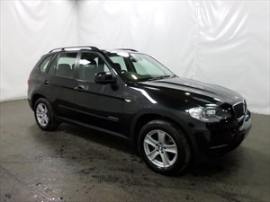used BMW X5 xDrive30d SE 5dr Auto in leicester