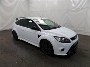 used Ford Focus RS 3dr FULL HISTORY 1 OWNER 300 BHP in leicester