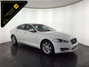 used Jaguar XF TD V6 Luxury 4dr (start/stop) in leicester