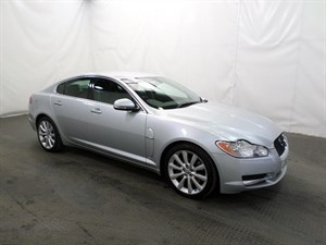 used Jaguar XF 3.0d V6 S Luxury 4dr Auto in leicester