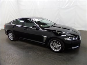 used Jaguar XF 2.2d Luxury 4dr Auto FULL JAGUAR HISTORY 1 OWNER in leicester