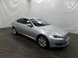 used Jaguar XF TD Luxury 4dr FULL HISTORY 1 PREV OWNER in leicester