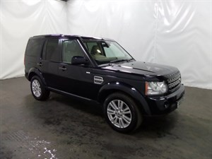 used Land Rover Discovery TD HSE 5dr 4WD FULL SERVICE HISTORY 1 OWNER in leicester