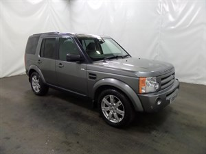 used Land Rover Discovery TD HSE 5dr 4WD *RESERVED* in leicester