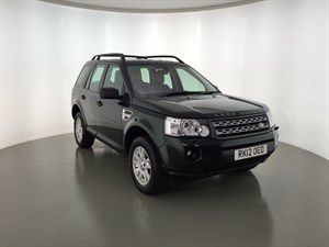used Land Rover Freelander 2 Td4 XS 5dr in leicester