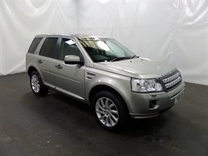 used Land Rover Freelander Sd4 HSE 5dr 4WD FULL SERVICE HISTORY 1 OWNER in leicester