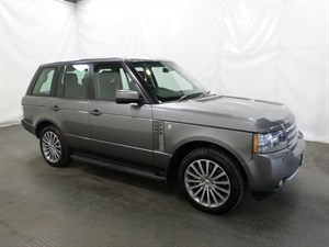 used Land Rover Range Rover V8 Supercharged Autobiography 4dr Auto in leicester