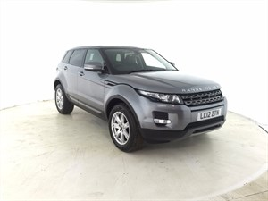 used Land Rover Range Rover Evoque SD4 Pure 5dr in leicester
