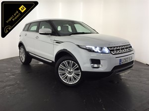 used Land Rover Range Rover Evoque ED4 Prestige (2WD) 5dr in leicester