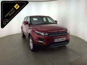 used Land Rover Range Rover Evoque eD4 Pure Tech 5dr in leicester