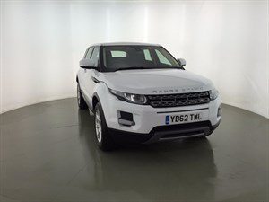 used Land Rover Range Rover Evoque eD4 Pure 5dr in leicester