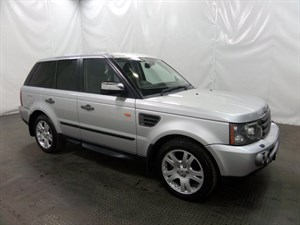 used Land Rover Range Rover Sport TDV6 HSE 5dr Auto 1 OWNER FULL SERVICE HISTORY in leicester