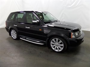 used Land Rover Range Rover Sport Supercharged First Edition 5dr in leicester