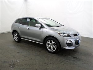 used Mazda CX-7 2.2d Sport Tech 5dr 1 OWNER FULL MAZDA HISTORY in leicester