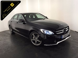 used Mercedes C220 C Class CDI BlueTEC AMG Line 7G-Tronic Plus 4dr in leicester