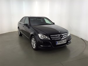 used Mercedes C220 C Class CDI BlueEFFICIENCY Executive SE 4dr in leicester